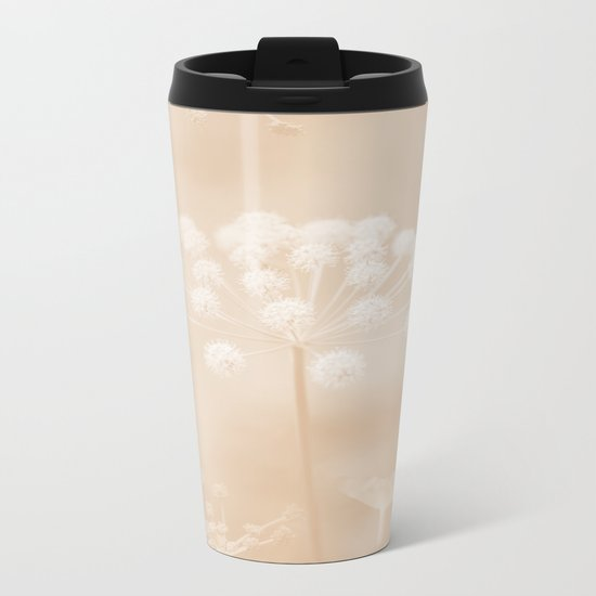 Dreamy Moment in the Autumn Metal Travel Mug