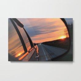 Wisconsin Road Trip Metal Print