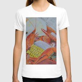Gulf Coast Crawfish T-shirt