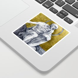 St Jerome Sticker