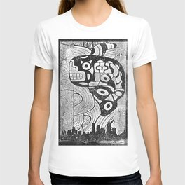 Huēyimichin T-shirt