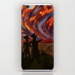 Above-Board Templo iPhone Skin