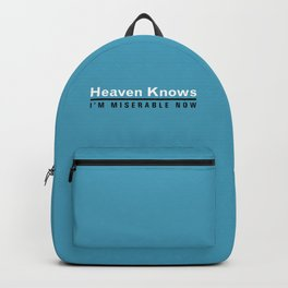 Heaven Knows Backpack