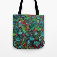 The Audience.  Tote Bag