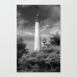Cape May Lighthouse Canvas Print