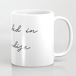 stranded in paradise Coffee Mug