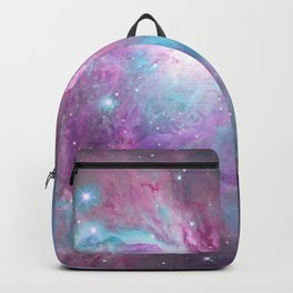 Orion Nebula Pastel Unicorn Backpack