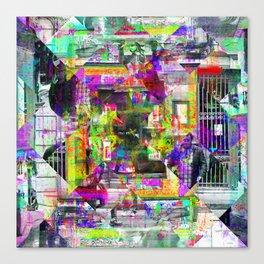 For when the segmentation resounds, abundantly. [extra, 01] Canvas Print