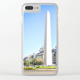 BUENOS AIRES - ARGENTINA Clear iPhone Case