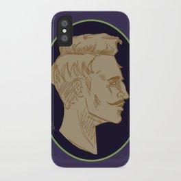 Cameo: Dorian iPhone Case