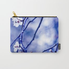 pale indigo Carry-All Pouch