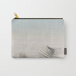 Palm Tree Shadows Carry-All Pouch