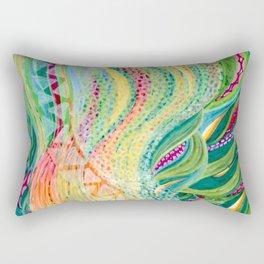 efflorescent #15.1 Rectangular Pillow