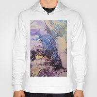 exo Hoodies featuring Exo- Birth Series I by Melina Green