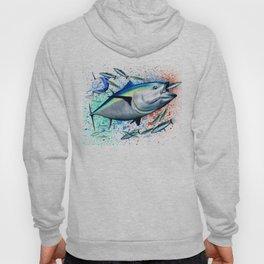 Bluefin Blitz - Bluefin Tuna Hoody