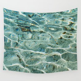 Silver Glen Springs, No. 2 Wall Tapestry