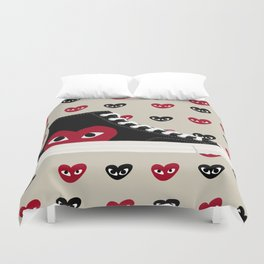I see you Duvet Cover