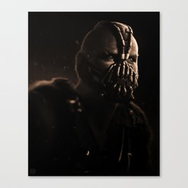 GOTHAM'S RECKONING S  Canvas Print