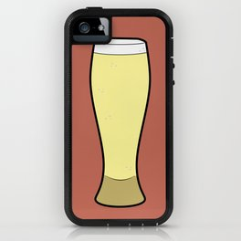 Beer Glasses (Weizen) iPhone Case
