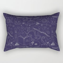 Brujeria (Witchcraft) Rectangular Pillow
