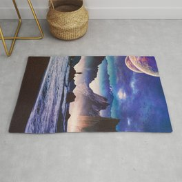 Desolate Coast Rug