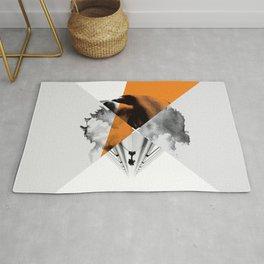 Modern Minimalist Art Rug