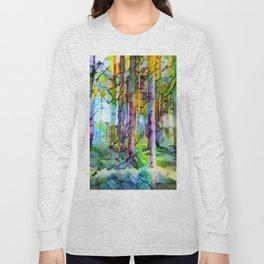 Breath Long Sleeve T-shirt