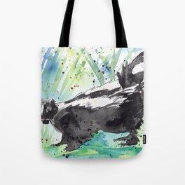 Skunk Life Tote Bag