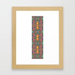 Super Tramp Lava Lamp- Groovy Framed Art Print