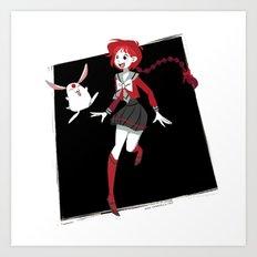 Hikaru Art Print