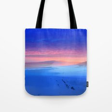 Blue is the colour Tote Bag