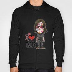 We love Norman! Hoody