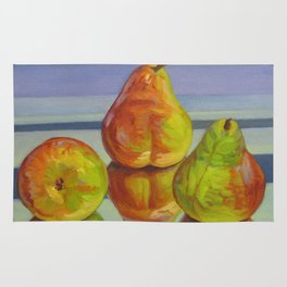 Pear Reflection Rug
