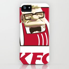 Up goes the Kernel iPhone Case