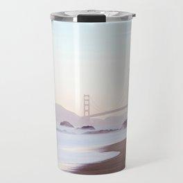 Golden Gate Bridge, San Francisco Photography Travel Mug