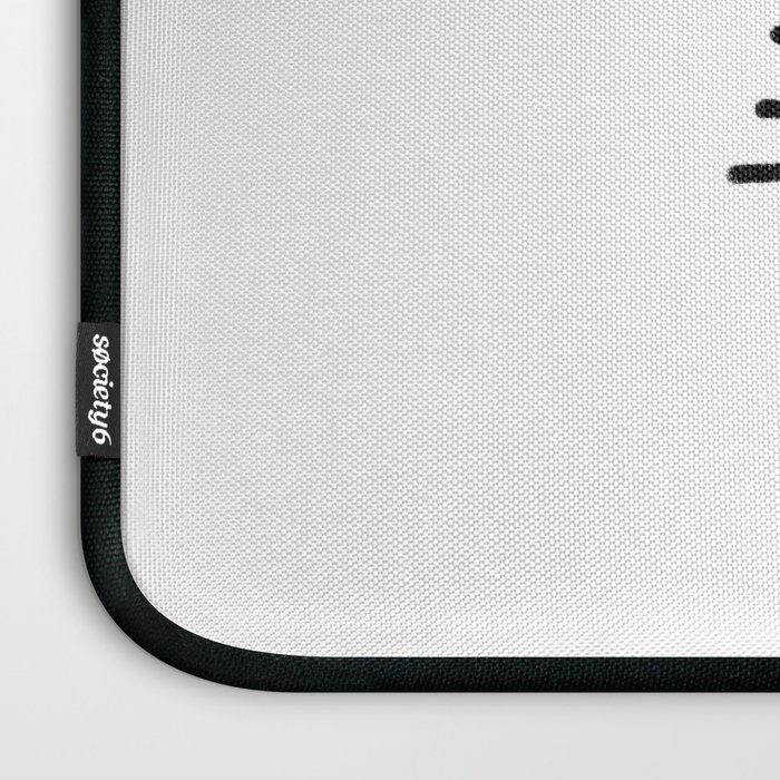 Honest Blob - Zoom! Laptop Sleeve