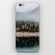 autumn vibes iPhone & iPod Skin