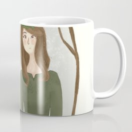 Queen Susan and Queen Lucy Coffee Mug