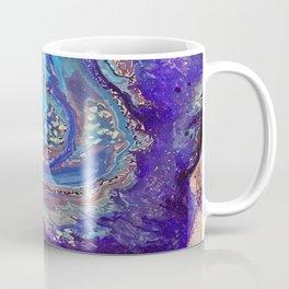 Iridescent Fantasy Abstract Coffee Mug