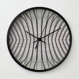 Radiante cum grande splendore Wall Clock