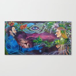 Unified Vision Canvas Print