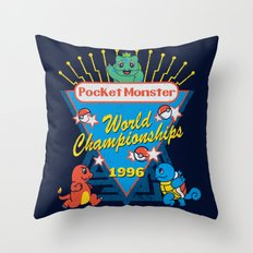 World Championship Throw Pillow