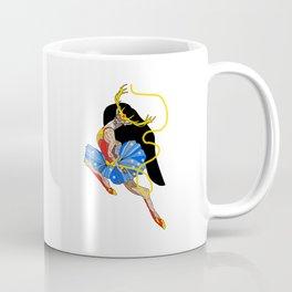One Deer Woman Coffee Mug