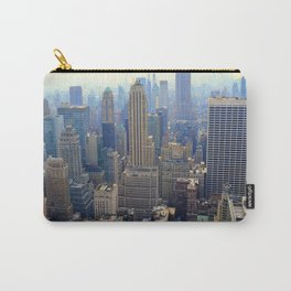 new York skyscraper view Carry-All Pouch