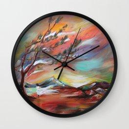 Childhood dreams Wall Clock