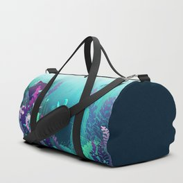Deep down in the water Duffle Bag