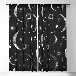 Sun & Moon Blackout Curtain