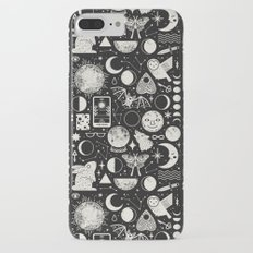 Lunar Pattern: Eclipse Slim Case iPhone 7 Plus