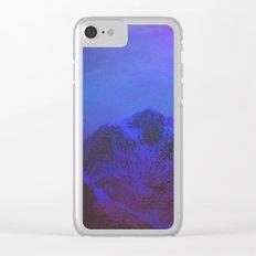 Wastedland (Night) Clear iPhone Case