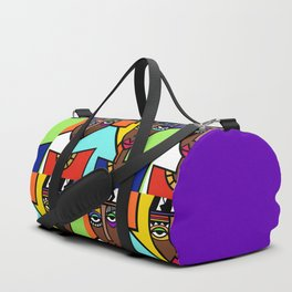 African Beauties  Duffle Bag